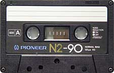 pioneer_n2_90_080417 audio cassette tape