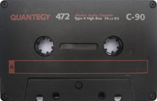 quantegy_472_90 audio cassette tape