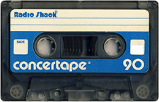 radio_shack_concertape_90 audio cassette tape