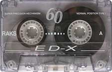 raks_ed-x60_071126 audio cassette tape