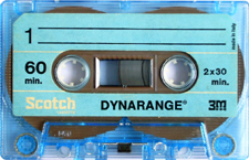 scotch_dynarange_60_welded_shell audio cassette tape
