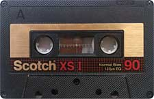 scotch_xs_i_90_081001 audio cassette tape