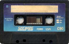 socimag_ferro_ls_x_90_081001 audio cassette tape