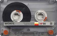 sony_-_hf60_080417 audio cassette tape