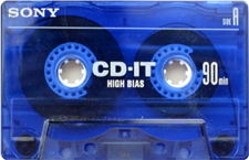 sony_cdit_90 audio cassette tape