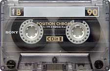 sony_cdit_ii_90_080417 audio cassette tape