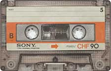 sony_chf90_071201 audio cassette tape