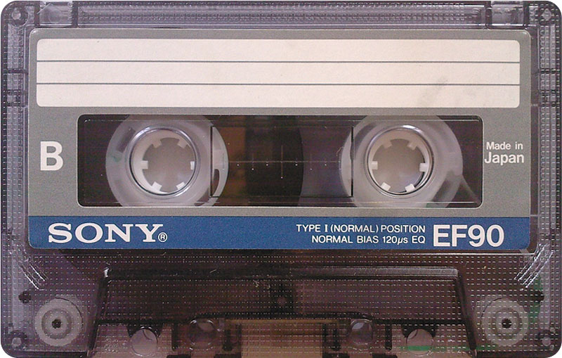 How Much Is A Crown >> analog audio tape cassette nostalgia - tapedeck.org
