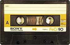 sony_fecr_90_080417 audio cassette tape