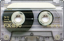 sony_fxii90_071126 audio cassette tape