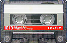 sony_hd_f90_080417 audio cassette tape