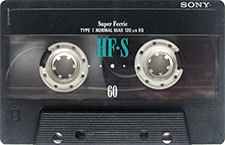 sony_hf-s60_super_ferric_071126 audio cassette tape