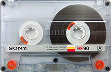 sony_hf90_080417 audio cassette tape