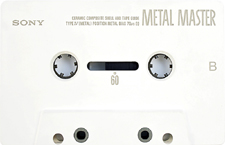 sony_metal_master_60_1 audio cassette tape