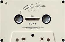 sony_super_metal_master_60 audio cassette tape