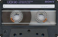 sony_ucx_080417 audio cassette tape