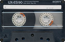 sony_ux-es_080417 audio cassette tape