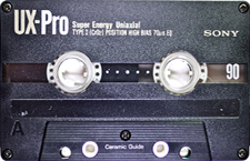sony_ux-pro_90_111214 audio cassette tape