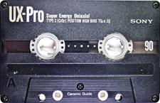sony_ux-pro_90_111214 audio cassette tape