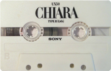 sony_ux50_chiara audio cassette tape
