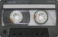 sony_ux60_071201 audio cassette tape