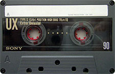 sony_ux_90_ii audio cassette tape