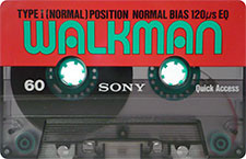 sony_walkman_60_081001 audio cassette tape