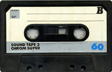 sound_2000_chrom_60 audio cassette tape