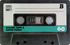 sound_tape_super_ferro_60_b_oge_120922 audio cassette tape