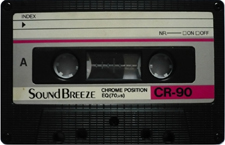 soundbreeze_cr90 audio cassette tape