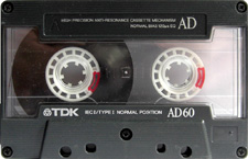 tdk_ad60_080515 audio cassette tape