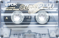 tdk_cding2_90 audio cassette tape