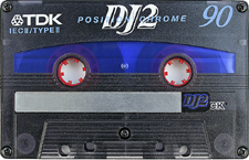 tdk_dj2_90 audio cassette tape