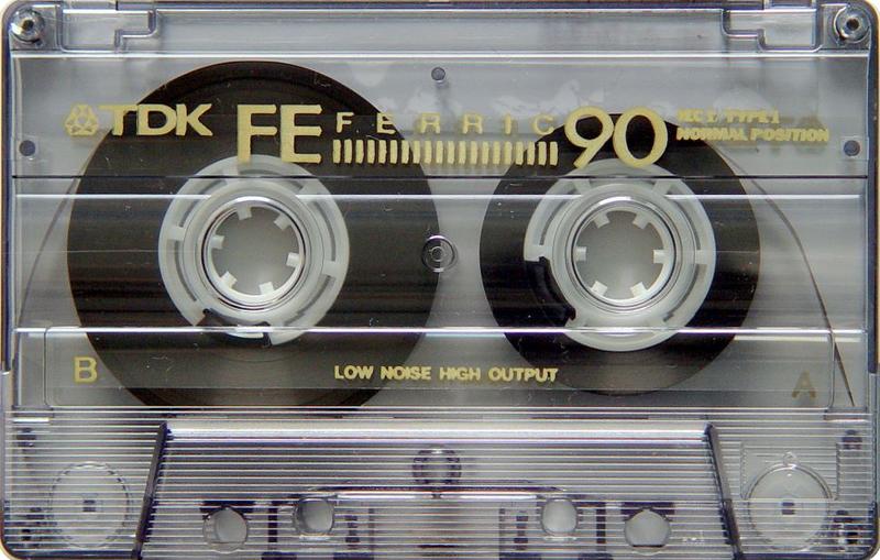 analog audio tape cassette nostalgia - tapedeck.org