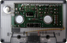 tdk_head_demagnetizer_080417 audio cassette tape