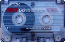 tdk_j60_080417 audio cassette tape
