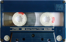 tdk_ma-x_90 audio cassette tape