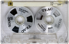 teac_cassette11 audio cassette tape
