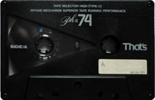 that`s_phii_74 audio cassette tape