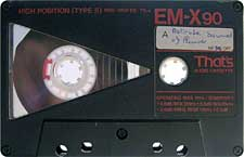 thats-emx90_071126 audio cassette tape