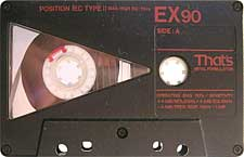 thats-ex90_071126 audio cassette tape