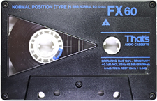 thats_fx60_111214 audio cassette tape