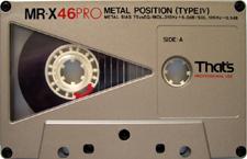 thats_mrx_46pro audio cassette tape