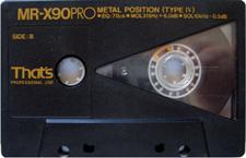 thats_mrx_90pro audio cassette tape