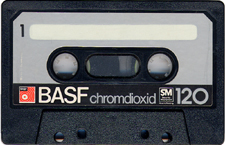 the_band_basf_a_080417 audio cassette tape