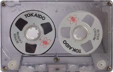 tokaido_super_chrome_071126 audio cassette tape