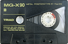 triad_mg-x90_1 audio cassette tape