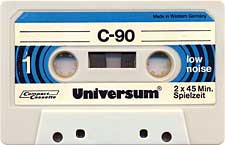 universum_c60_vechi_low_noise_071126 audio cassette tape