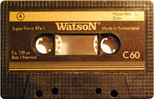 watson_c60_small_081001 audio cassette tape